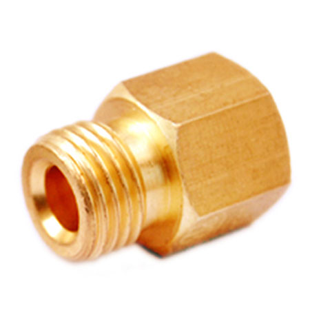 Brass Compression Female Connector