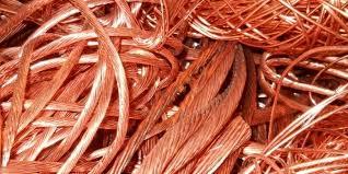 Clean Copper Wire Scrap
