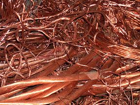 Electric Copper Wire Scrap