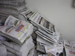 Oinp Paper Scrap
