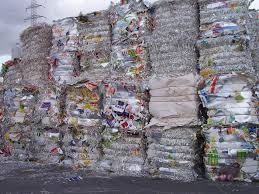 Tetra Pack Paper Scrap