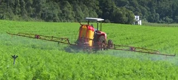 Crop Protection Machine