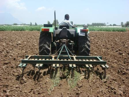 Tillage Machine