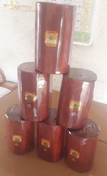 Redsun Red Colour Puja Wood