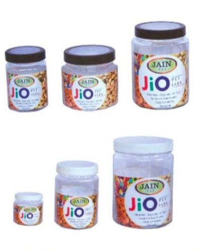 250ML Jio PET Container