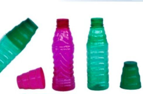 500ML Plain PET Water Bottles
