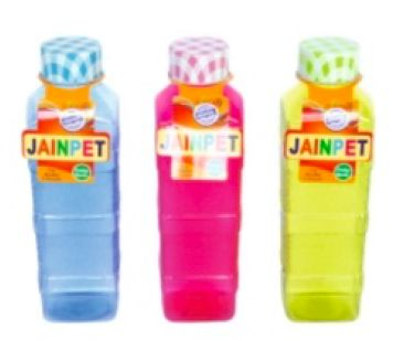 Krish 500ML HD PET Water Bottles
