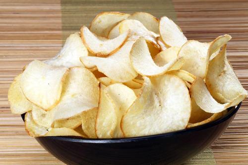 Baked Tapioca Chips
