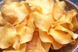 Crunchy Tapioca Chips