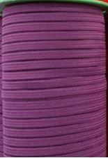 Purple Braided Elastic Tape