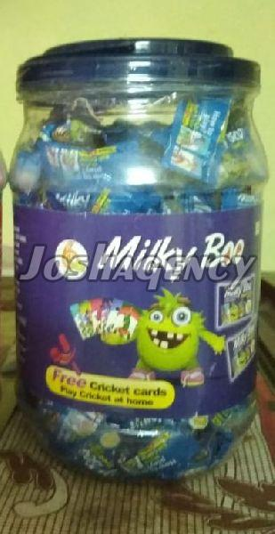 Milky Boo Candy