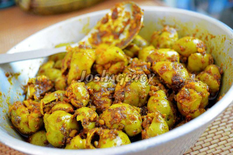 Narthangai Pickle
