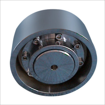 Brake Drum Coupling With Gear