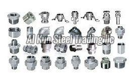 Stainless Steel Threaded Pipe Fitting 01