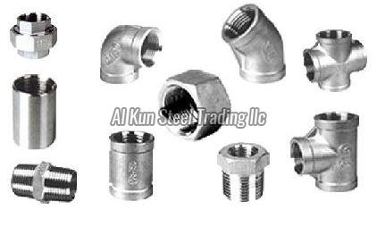 Stainless Steel Threaded Pipe Fitting 03