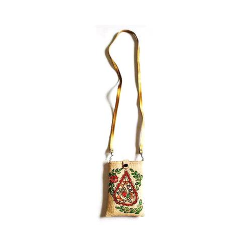 Madhubani Painting Mobile Bags