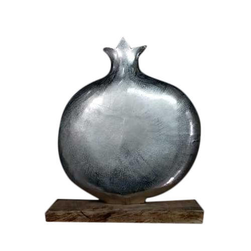 Decorative Aluminum Pomegranate