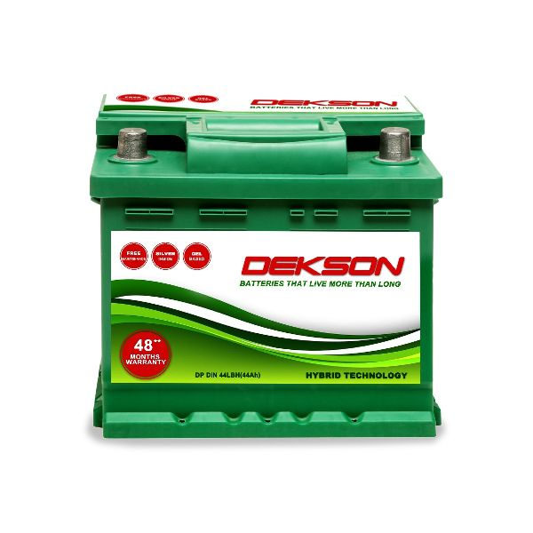 12V Din 44Ah Car Battery