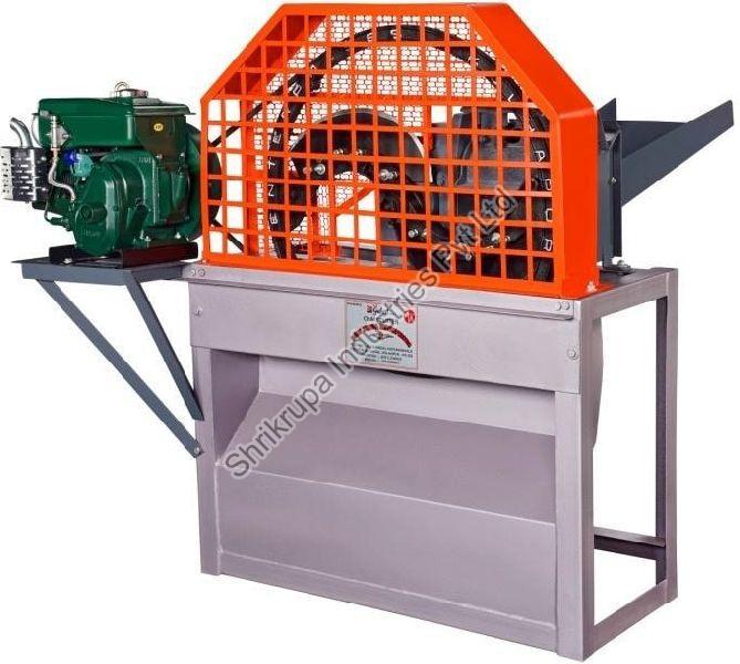 SK - 72 D Diesel Engine Chaff Cutter Machine 01