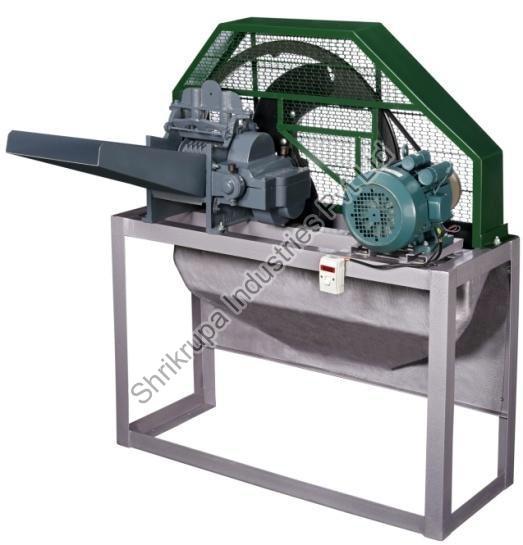 SK-72 B Electric Motor Chaff Cutter Machine 02