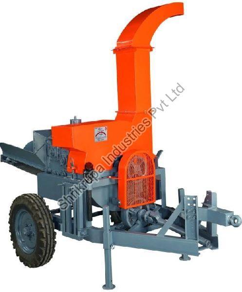SK - 85 A Heavy Duty Chaff Cutter Machine 01
