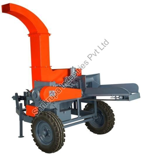 SK - 85 A Heavy Duty Chaff Cutter Machine 02