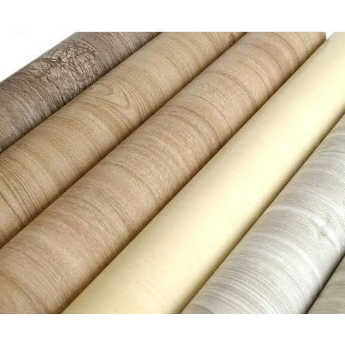 Wooden Texture Self Adhesive Film Roll