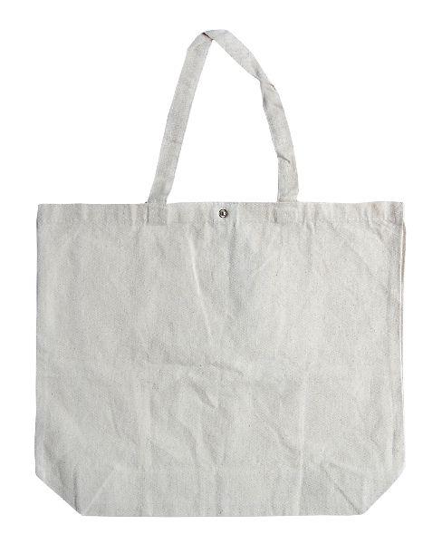 Natural Cotton Tote Bag