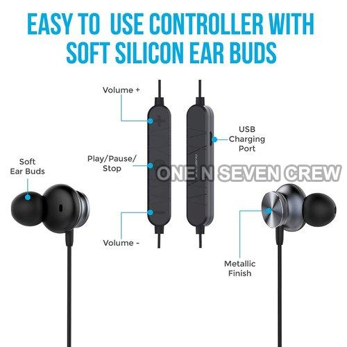Ambrane Earphones