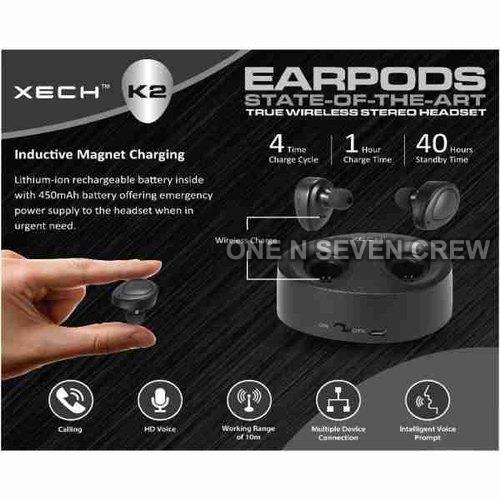 Xech K2 Wireless Earphone
