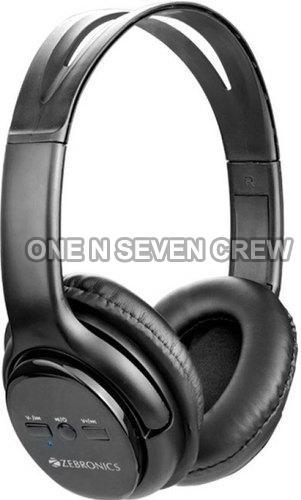 Zebronics Aura Bluetooth Headphone