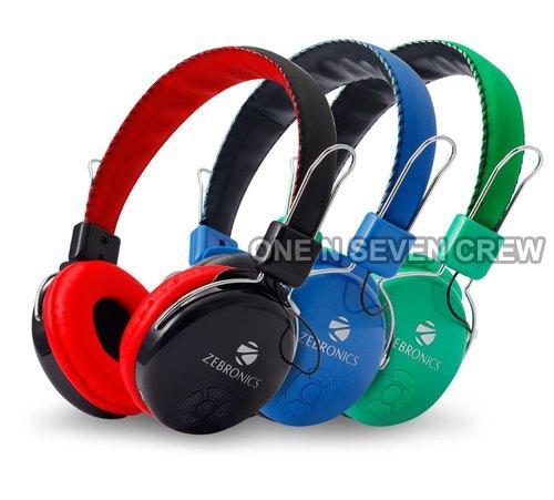 Zebronics Raga Bluetooth Headphone