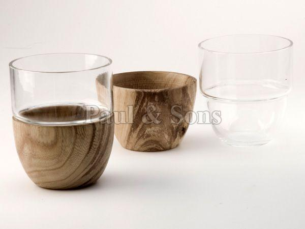 Wooden Glass
