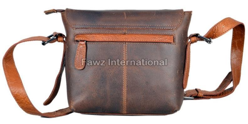 RMS-04 Mens Satchel Bag