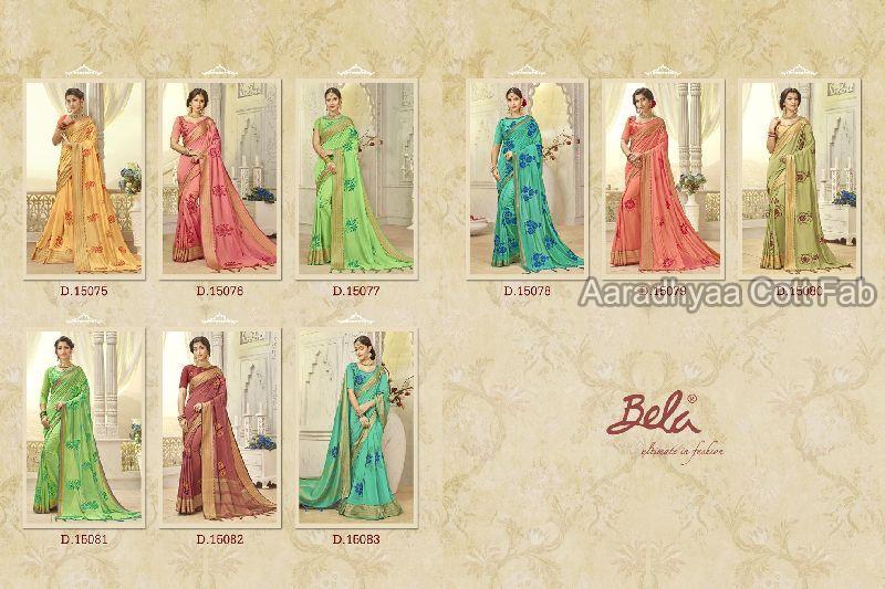Bela Sarees (15075-15083 Series)