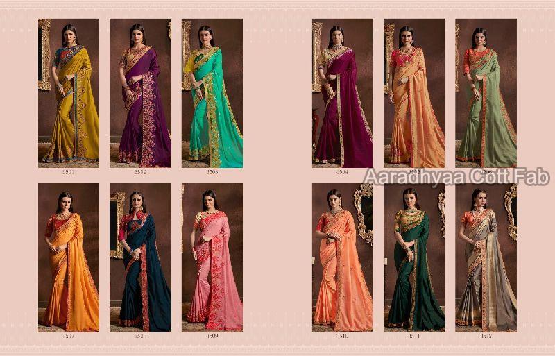 Kessi Sarees (8501-8512 Series)