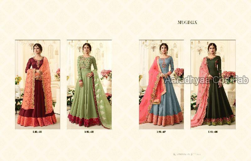 Mugdha Suits (405-408 Series)