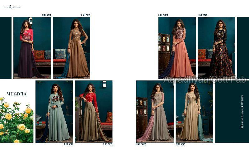 Mugdha Suits (5016-5023 Series)