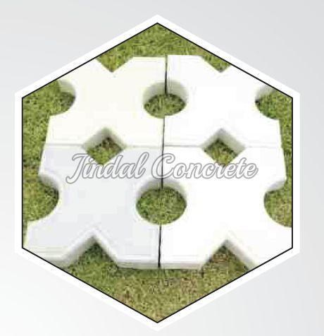 Grass Paver Blocks