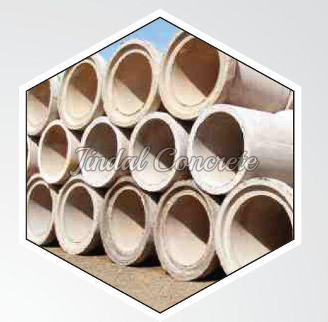 Grey RCC Hume Pipes