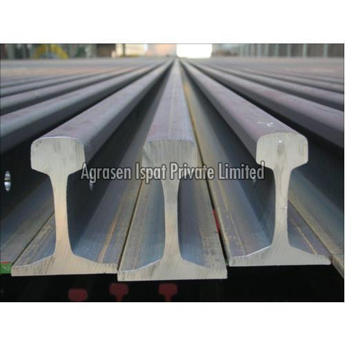 Mild Steel Rail Beams