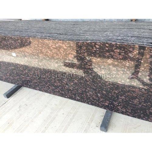 Crystal Brown Granite Slab