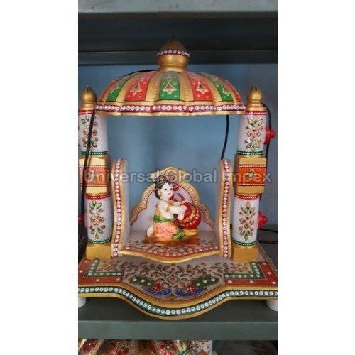 Marble Krishna Swing