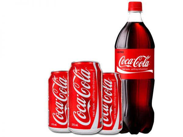 Coca Cola Cold Drink