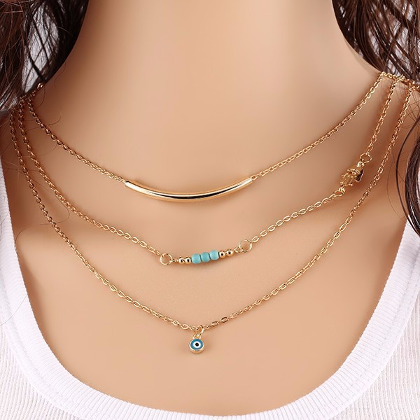 Imitation Chain Necklace