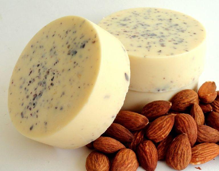 Almond and Honey Handmade Bath Soap