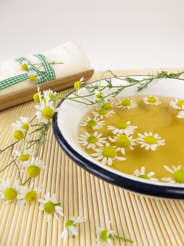 Chamomile Herbal Bath Oil