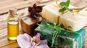 Frangipani Handmade Bath Soap