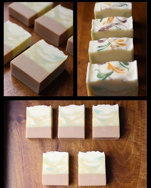 Honey Vanilla Handmade Bath Soap