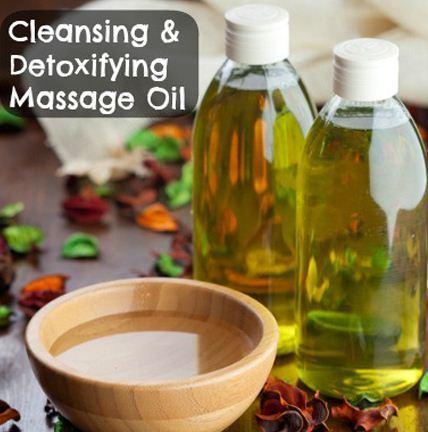 Renewed Energy Massage Oil